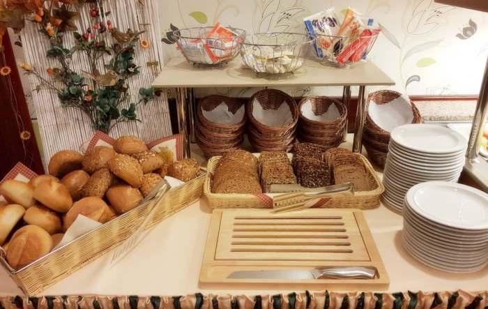 Frühstücks Büffet
